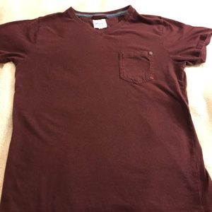 Paper denim and cloth T-shirt size M